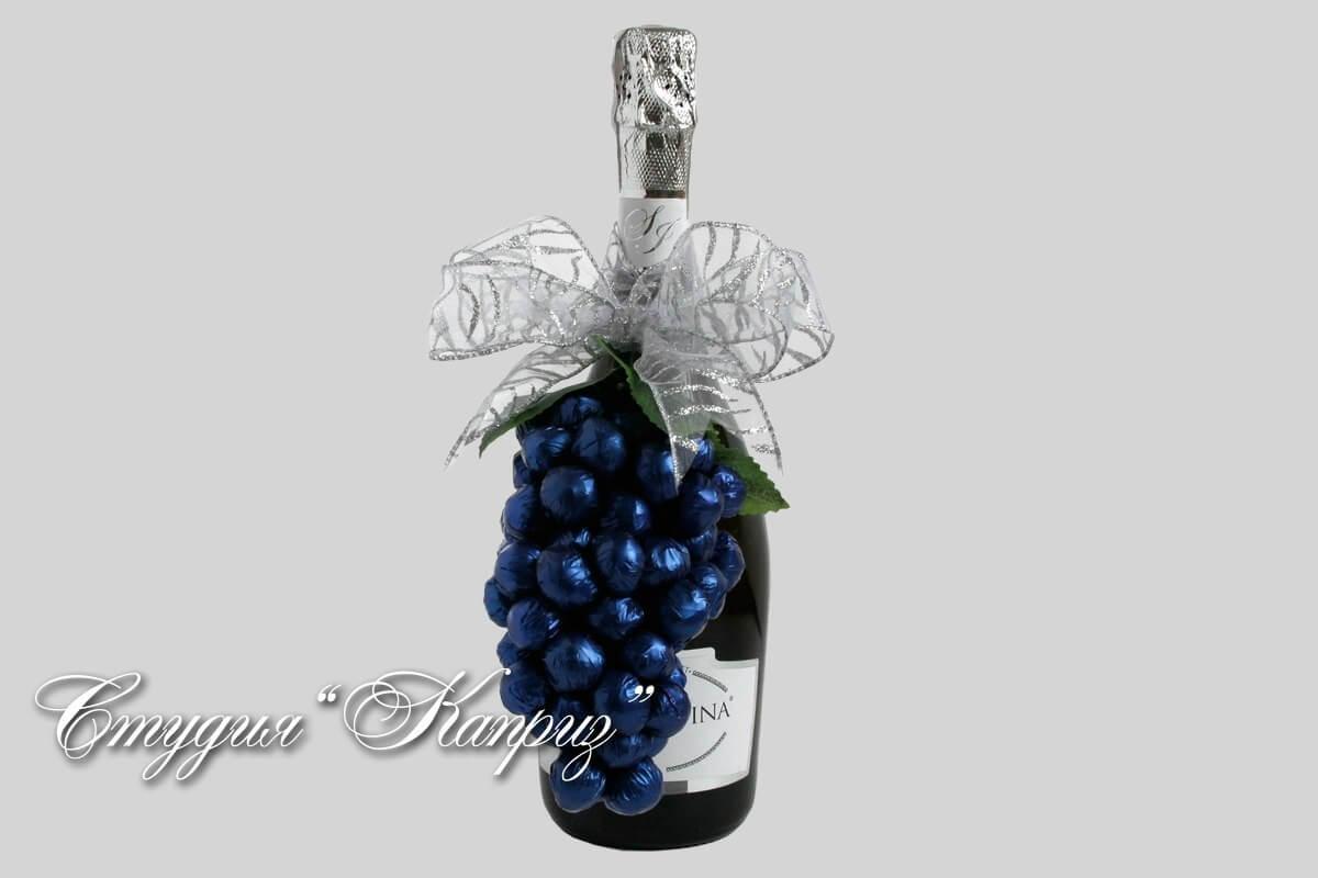 Оформление бутылок свит дизайн