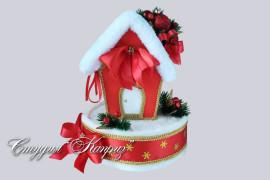Рождественный домик